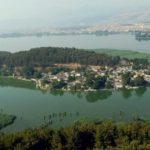Η λίμνη Παμβώτις
