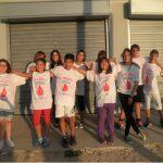 Πανελλήνια Λαμπαδηδρομία Εθελοντών Αιμοδοτών 2012