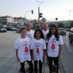 Πανελλήνια Λαμπαδηδρομία Εθελοντών Αιμοδοτών 2013