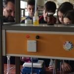 Εκπαιδευτική Επίσκεψη στο Τμήμα Χημείας